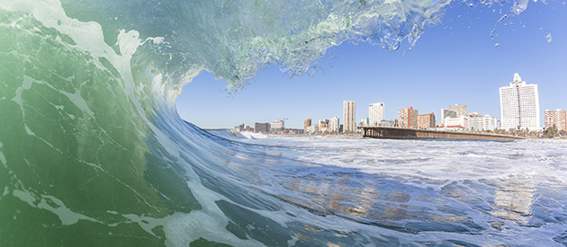 Durban Beaches - Durban's World Famous Golden Mile!