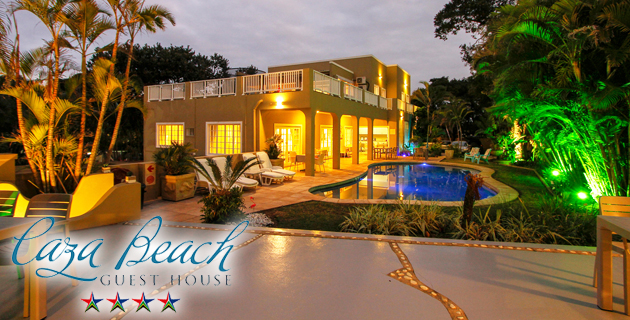 Caza Beach Guest House, accommodation, KwaZulu-Natal, St Lucia, wedding, guest house, durban north