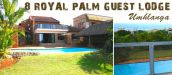 8 ROYAL PALM B&B, UMHLANGA ROCKS
