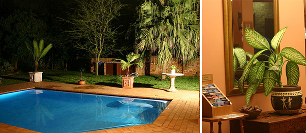 ibis lodge, bed and breakfast, durban north, self catering rooms, guest house, 4-star accommodation